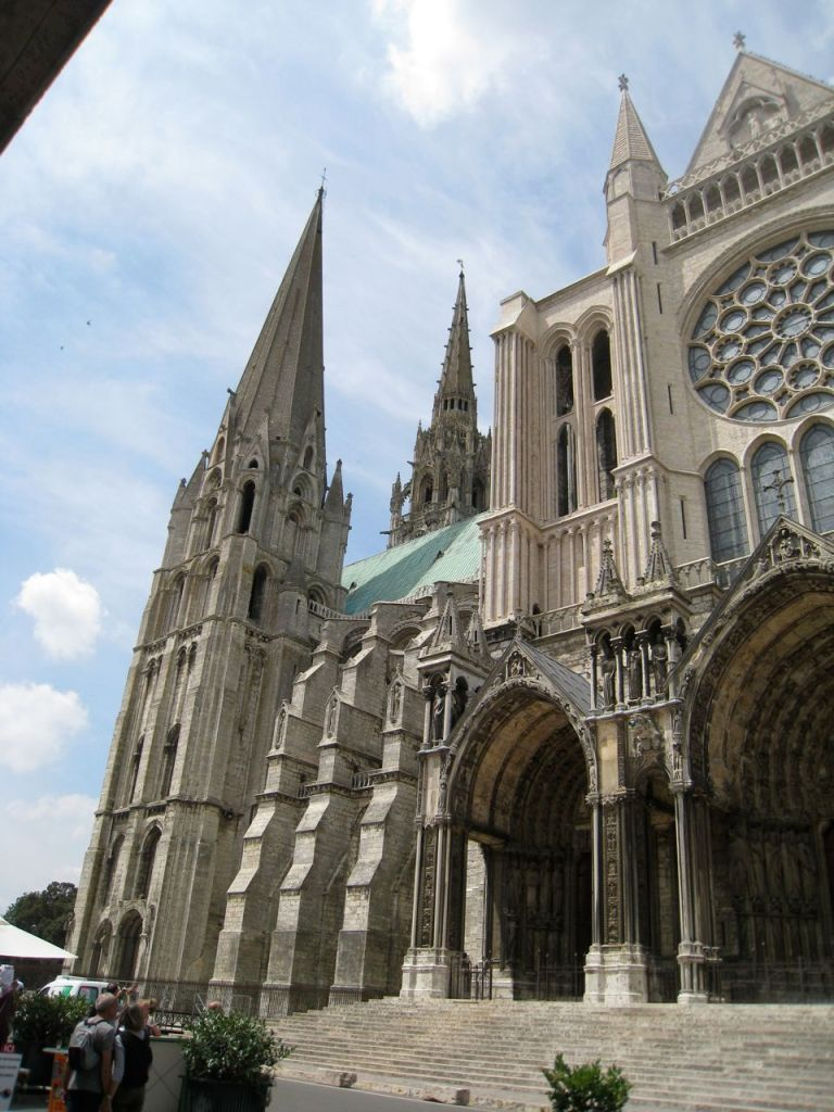 Chartres Cathedral Dadirridreaming