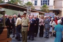 ANZAC march , Don at front