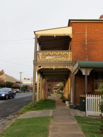 iron lace verandahs