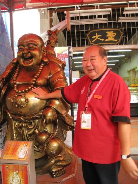 Laughing Buddha Singapore, October