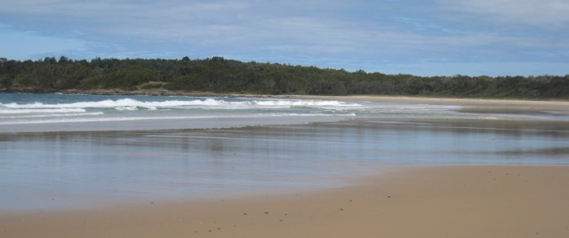 our beach,  Eurobodalla National Park