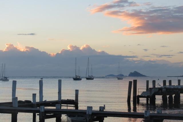dawn light, batemans bay