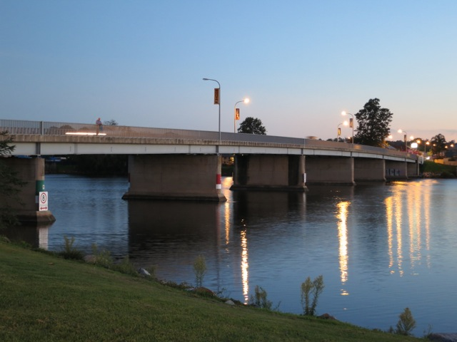Moruya River Bridge
