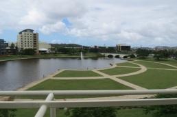 Bond University lake