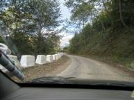 Mountain road, Bhutan