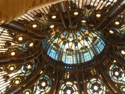 skylight galleries lafayette paris