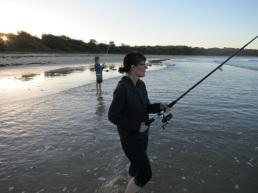 fishing!