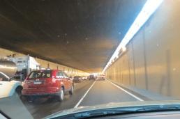 tunnels make city driving easier