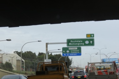 time to decide .. via Goulburn or Wollongong?
