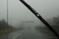 poor visibility