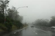 and fog
