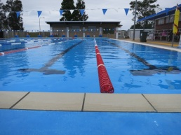 swimming pool lines