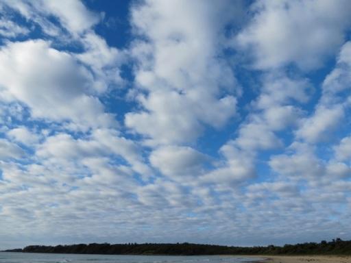 cloud trails