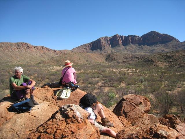 Mount Sondor in full sun