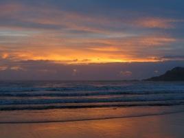 morning sunrise stripes