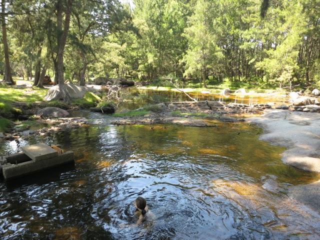 Deua River pools