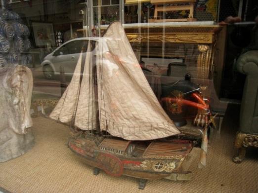 antique shop windows