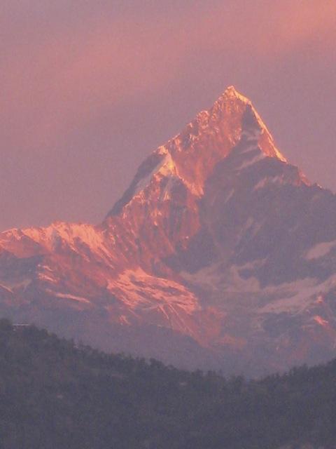 Machupuchare, Nepal