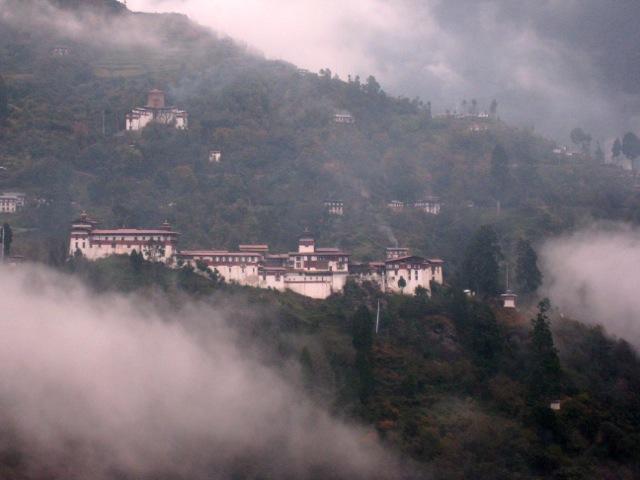 Bhutan mist