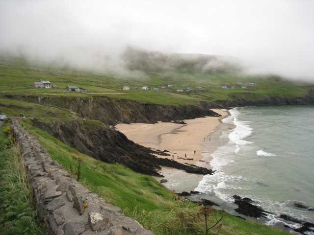 Coumeenole Beach, Dingle Peninsular, Ireland