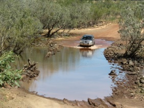 Durack River Crossing