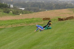 somersaulting