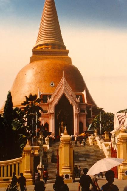 Phra Pathom Chedi, Bangkok