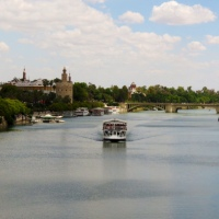 First Day in Seville